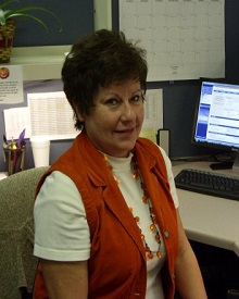 Judy Bowman – Office Manager